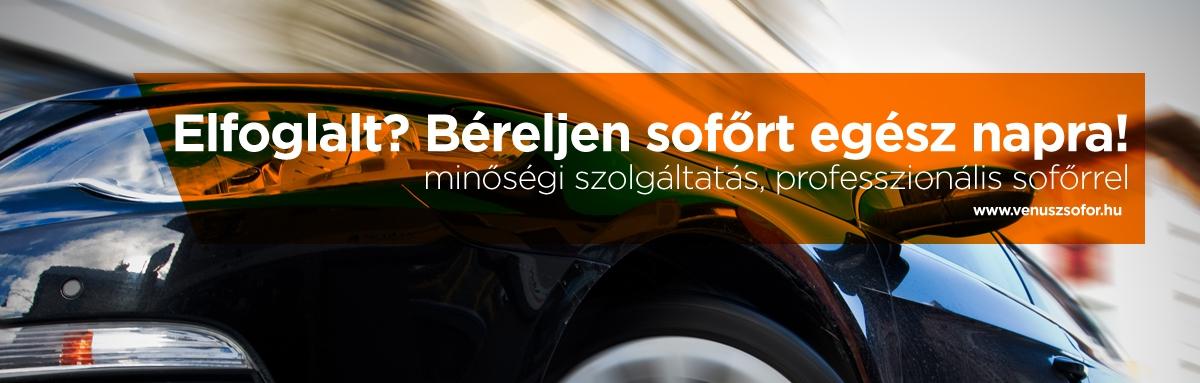 Sofőrszolgálat Budapest - Női Sofőrszolgálat